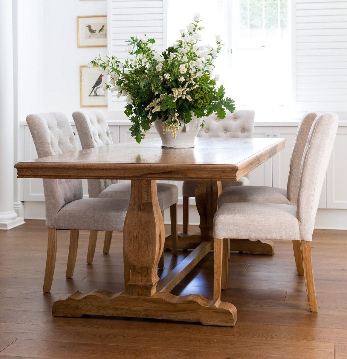 Featured Photo of French Farmhouse Dining Tables