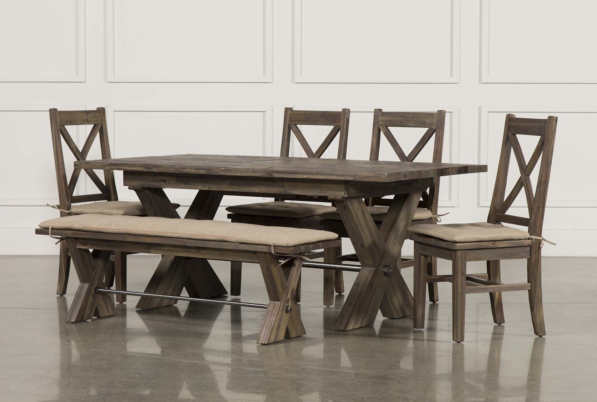 Featured Photo of Mallard 7 Piece Extension Dining Sets