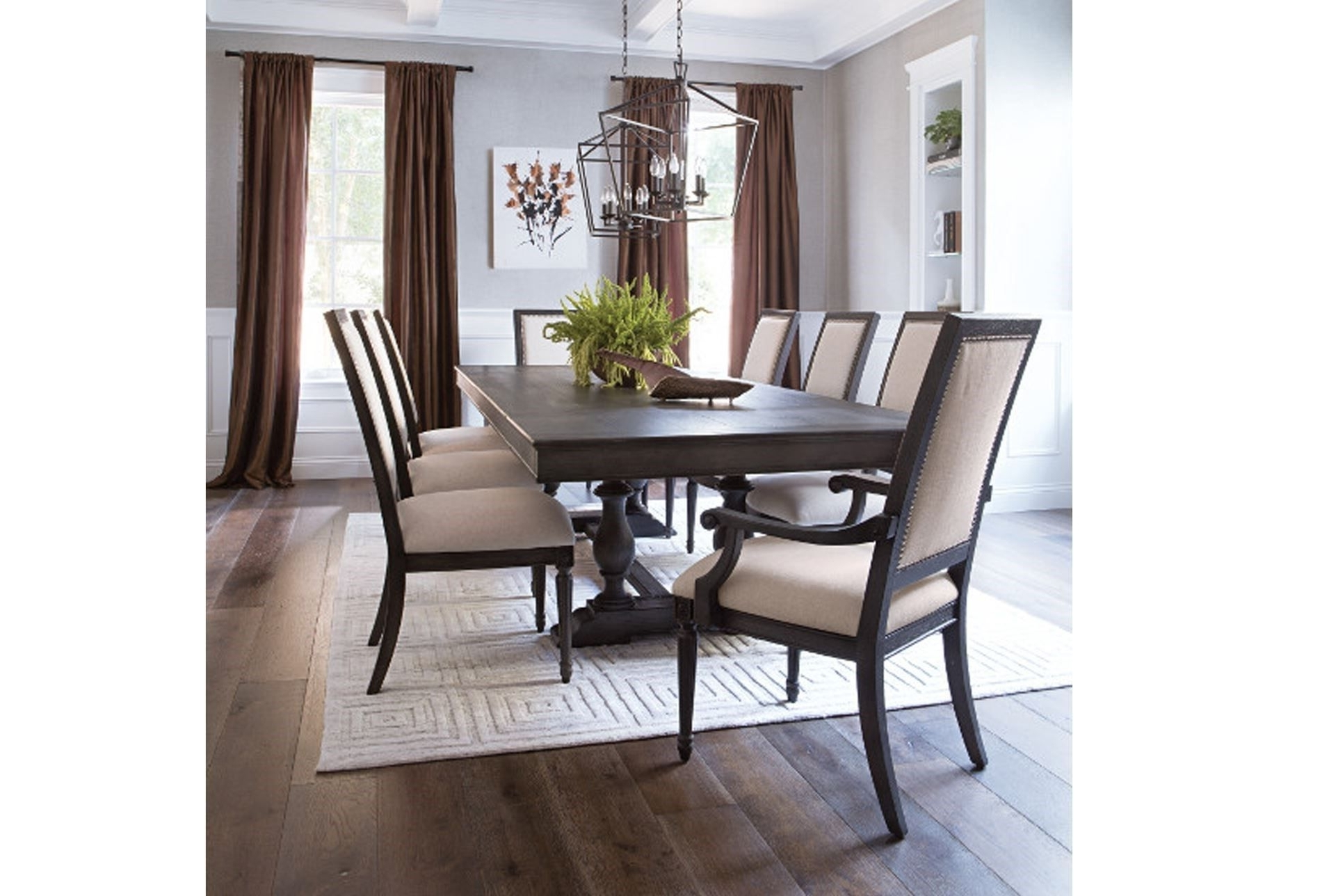 Pinterest Intended For Chapleau Ii 9 Piece Extension Dining Tables With Side Chairs (View 25 of 25)