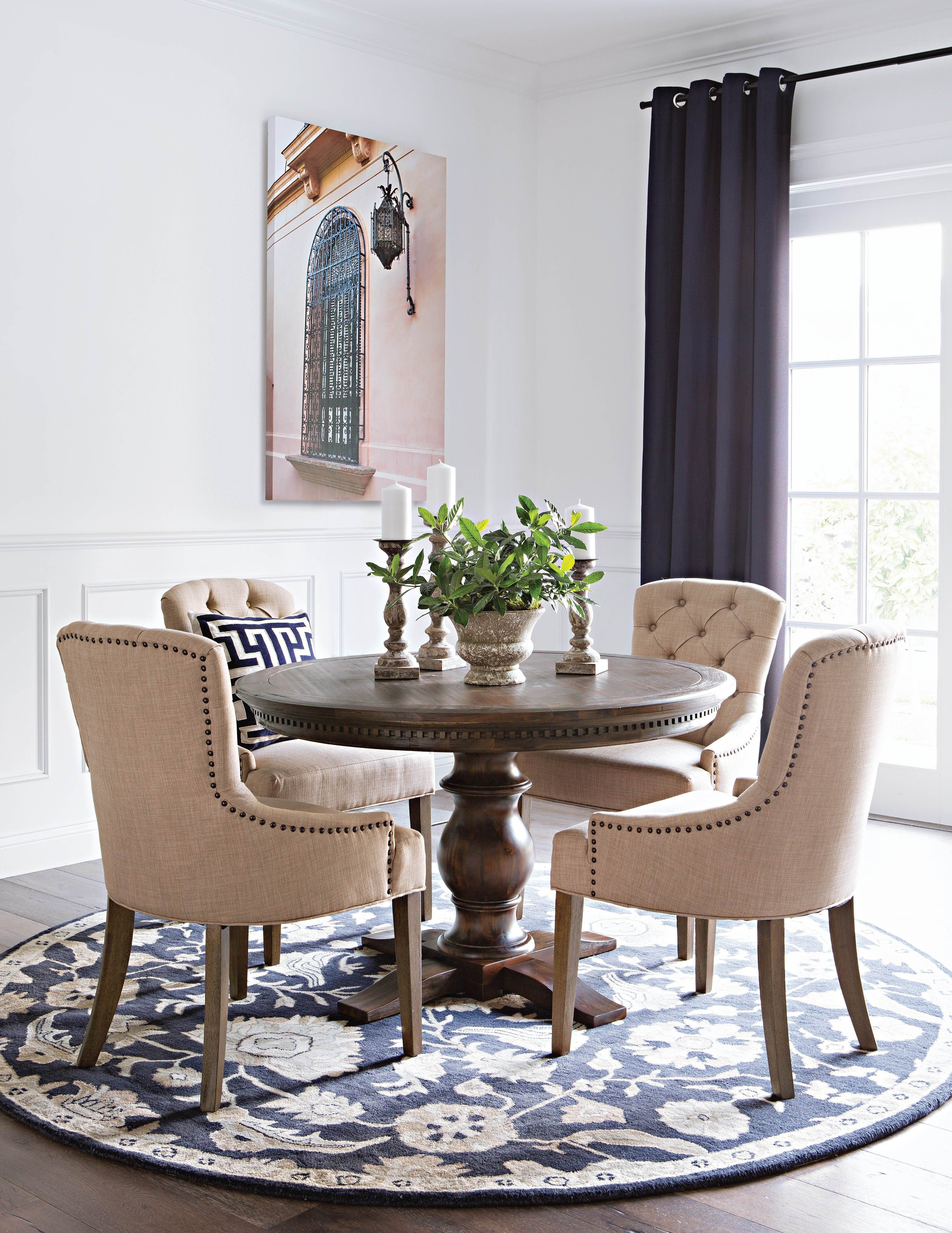 Pinterest Pertaining To Jefferson Extension Round Dining Tables (View 15 of 25)