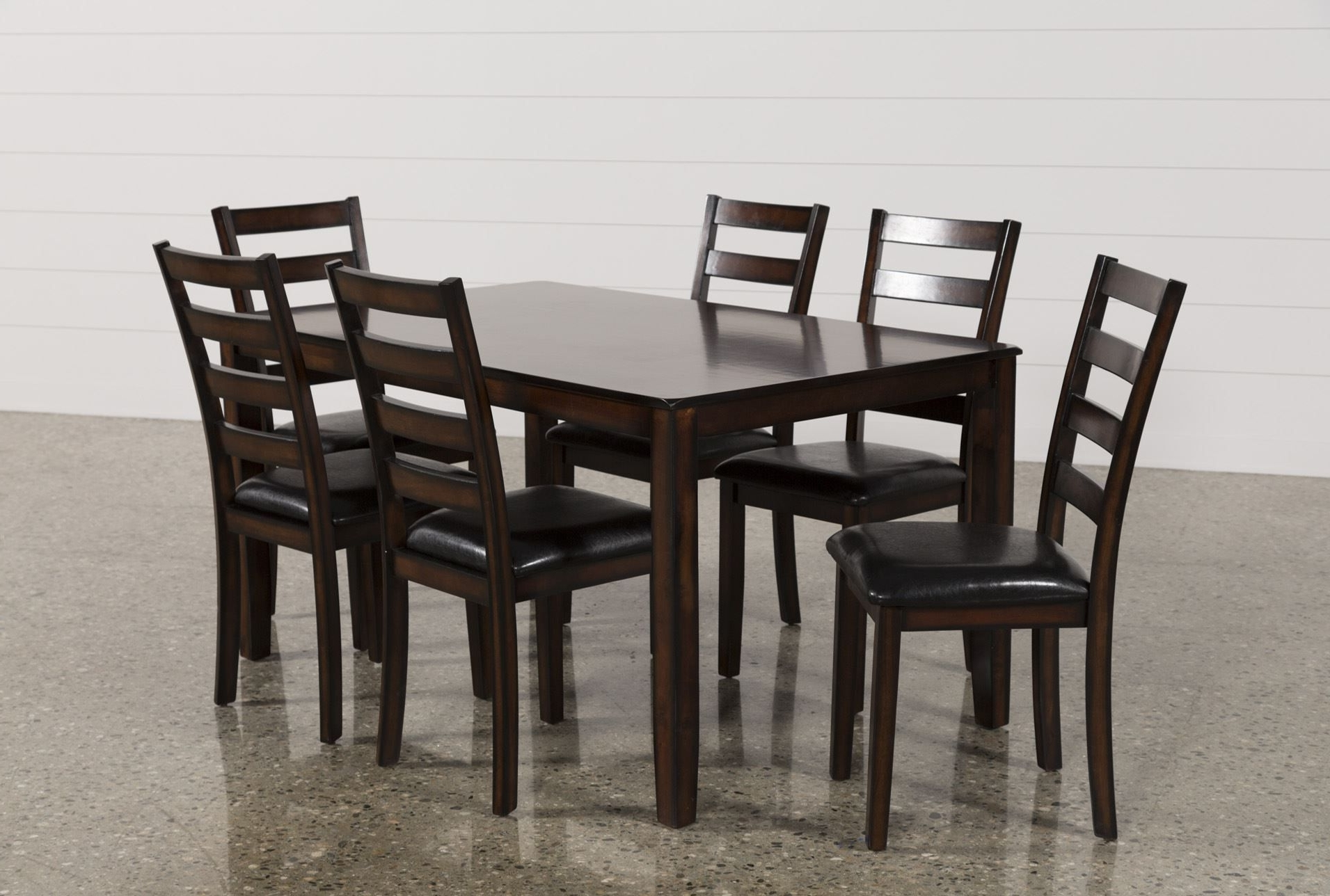 Pinterest Regarding Bradford 7 Piece Dining Sets With Bardstown Side Chairs (Gallery 4 of 25)