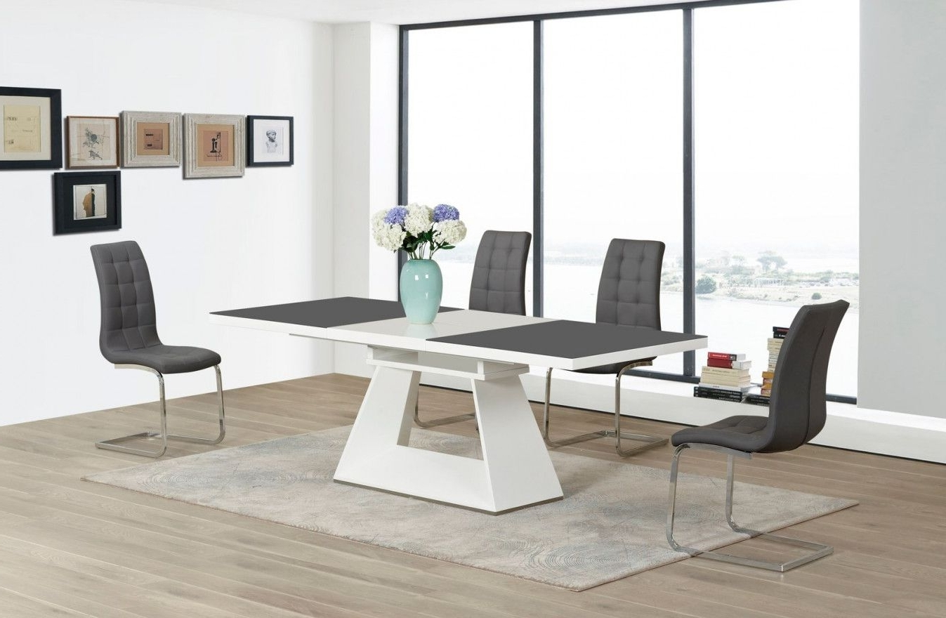 Pinterest With Regard To Well Known Extendable Glass Dining Tables And 6 Chairs (View 4 of 25)