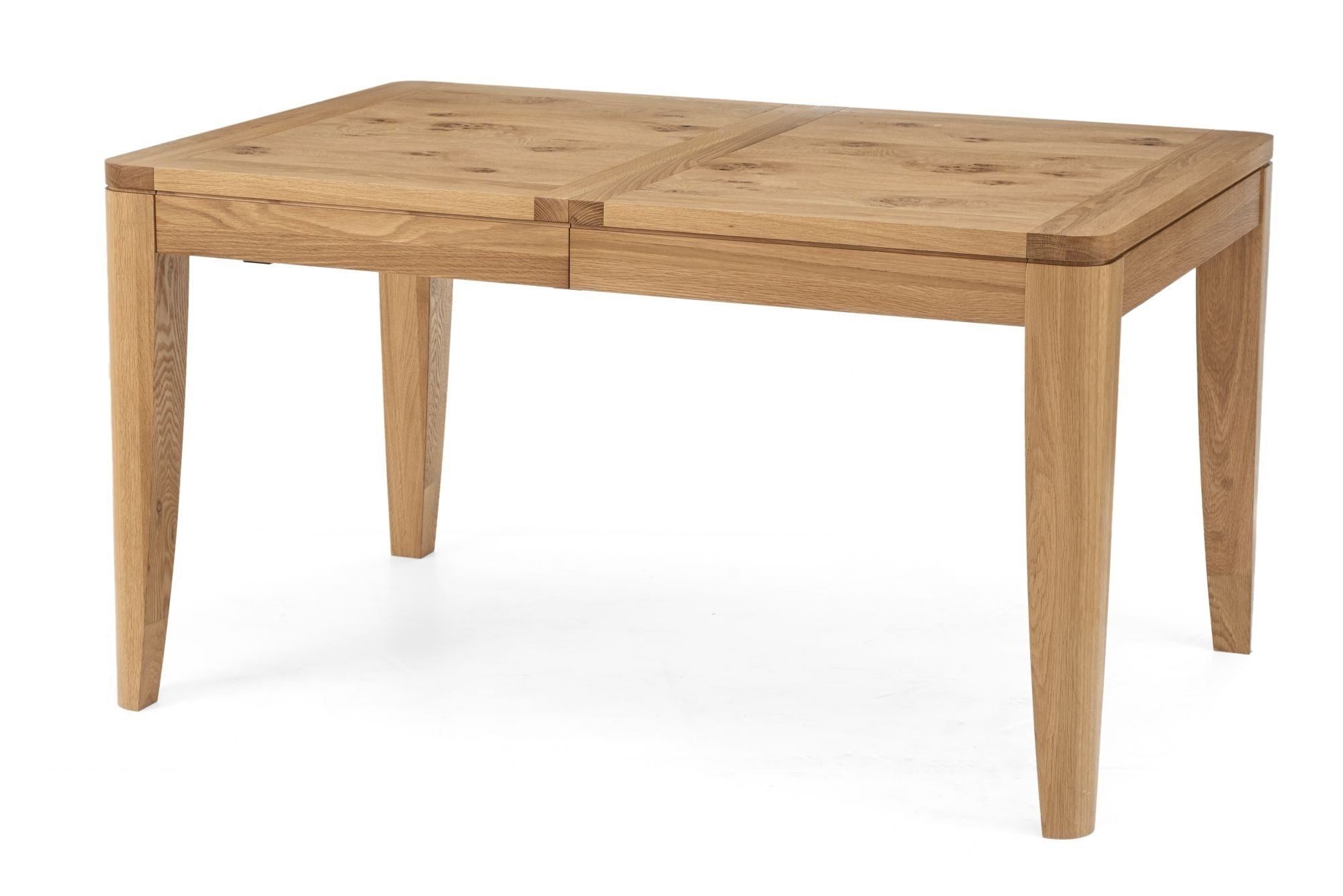 Pippy Oak Medium 4 6 Seater Extending Dining Table (View 18 of 25)