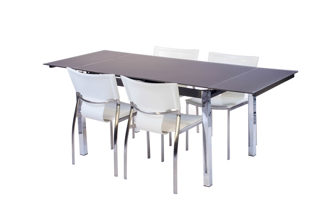 Pisa Dining Tables With Most Up To Date Pisa Extension Dining Tablekube Imports (View 2 of 25)