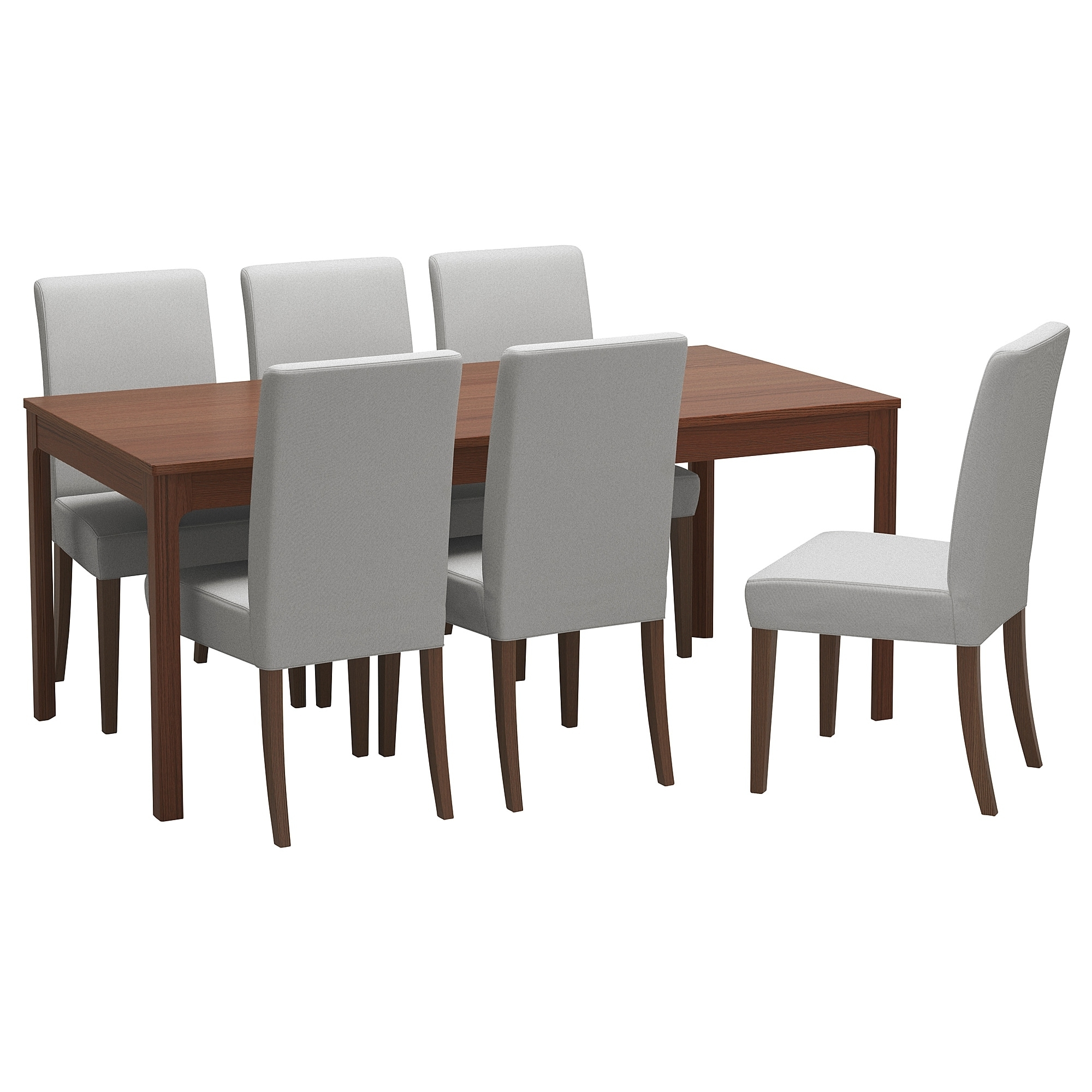 Popular 6 Seater Dining Table & Chairs (View 19 of 25)