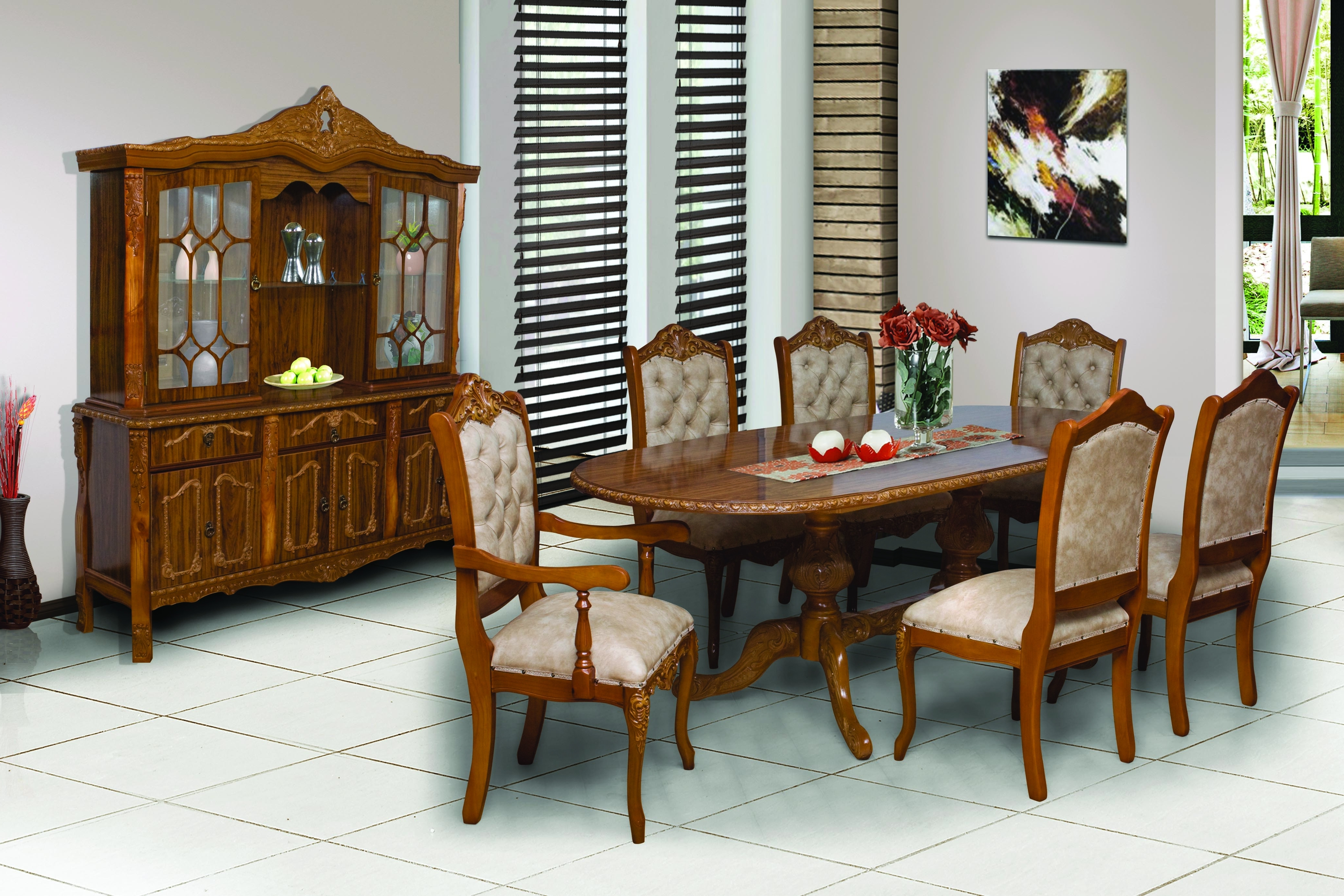 Popular 9Pce Anabello Dining Room Suite *s* In Suites – Dining Room Within Dining Room Suites (View 2 of 25)