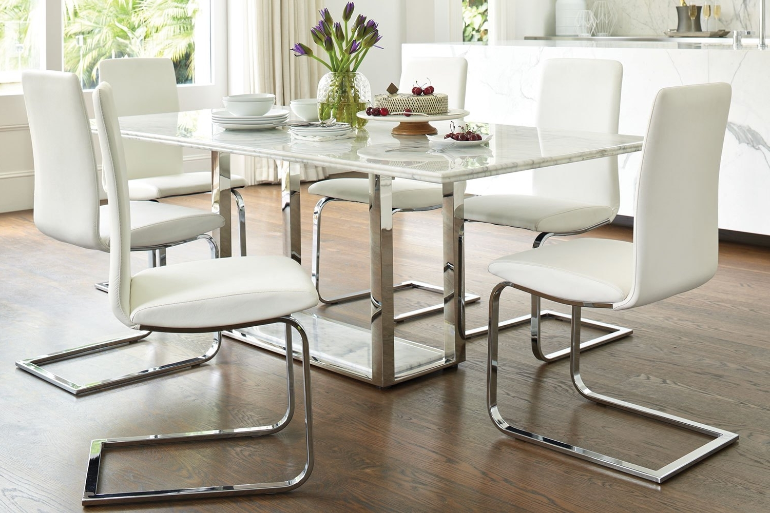 Popular Amazing Bari Piece Dining Suitejohn Young Furniture Harvey Within Harvey Dining Tables (Gallery 14 of 25)