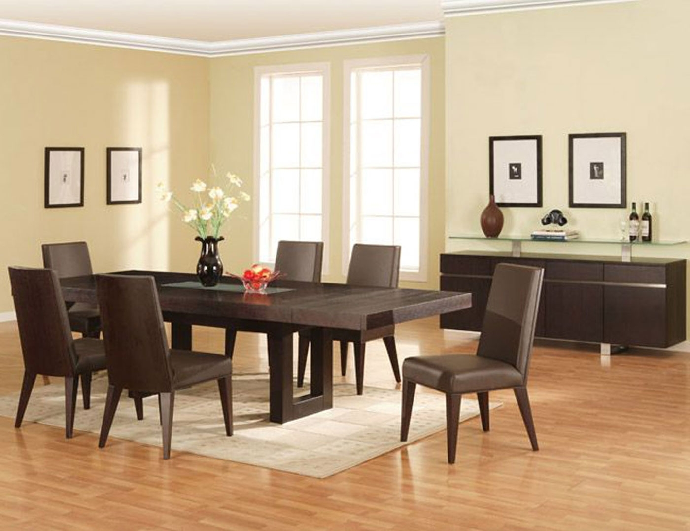 Popular Asian Dining Tables Inside Dining Tables: Astounding 6 Person Dining Table 6 Person Round (View 2 of 25)