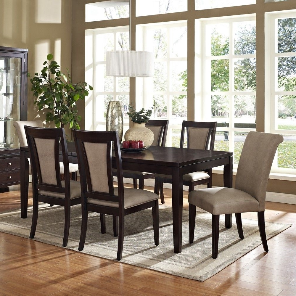 Popular Cheap Dining Sets Intended For Cheap Dining Room Tables & Chairs – How To Bargain For Cheap Dining (View 19 of 25)
