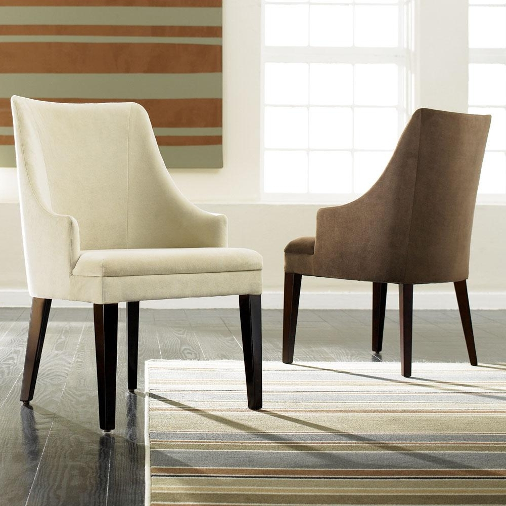 Popular Contemporary Dining Room Chairs Pertaining To Contemporary Dining Chairs Designs Ideas » Inoutinterior (View 19 of 25)