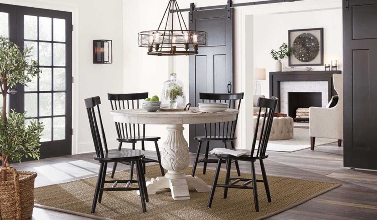 Popular Dining Room Round Dining Room Large Round Dining Room Table Circle Regarding Large Circular Dining Tables (Gallery 15 of 25)