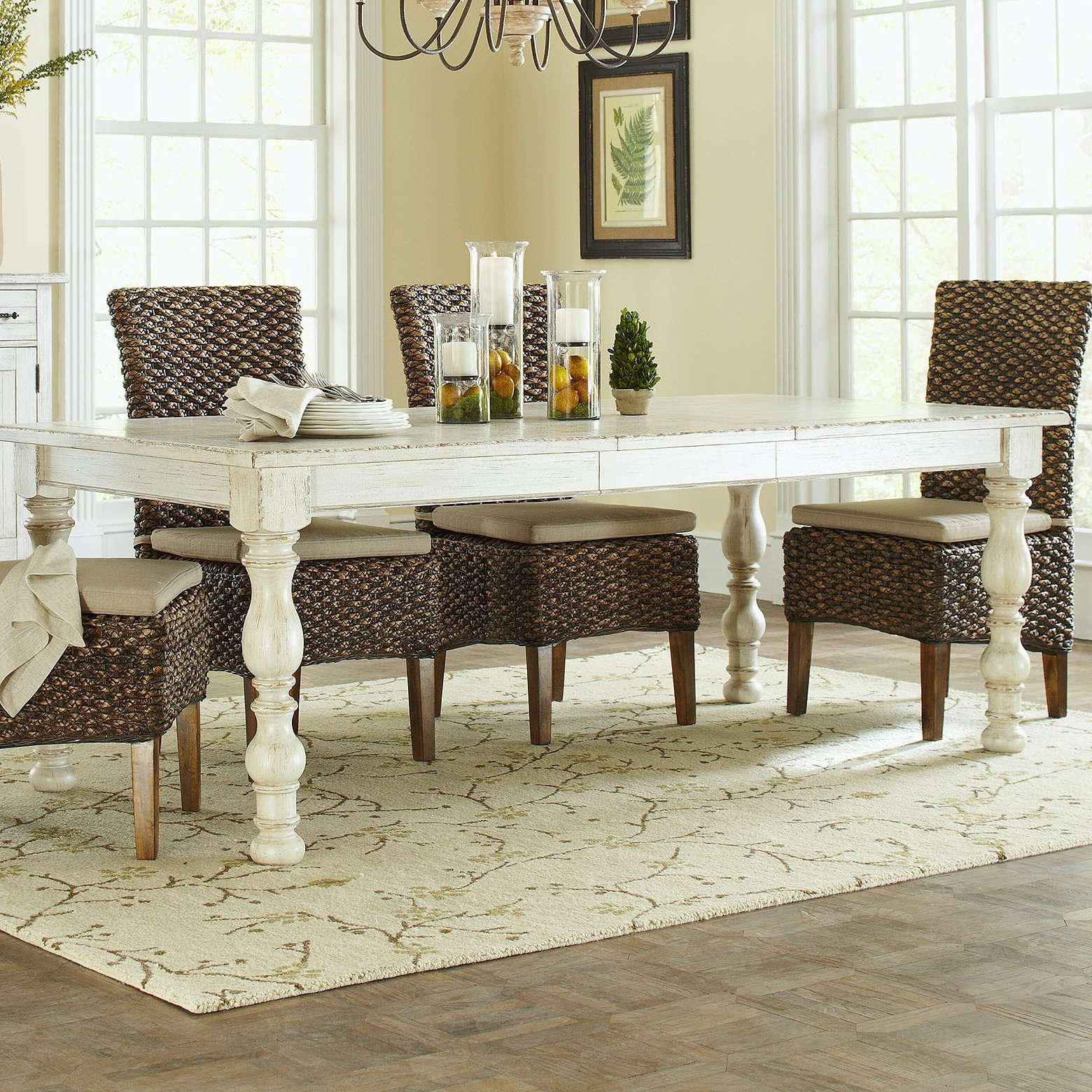 Popular Extendable Dining Tables Within Birch Lane™ Clearbrook Extending Dining Table & Reviews (Gallery 10 of 25)