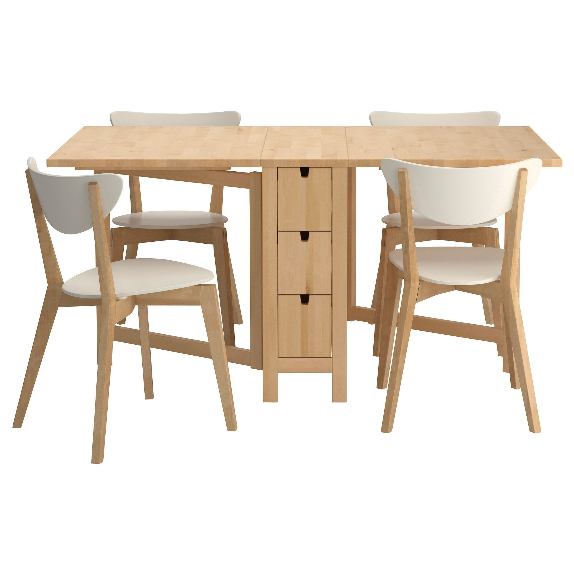 Popular Gorgeous Small Dining Table That Can Be Folded Complete With The Within Folding Dining Table And Chairs Sets (View 5 of 25)