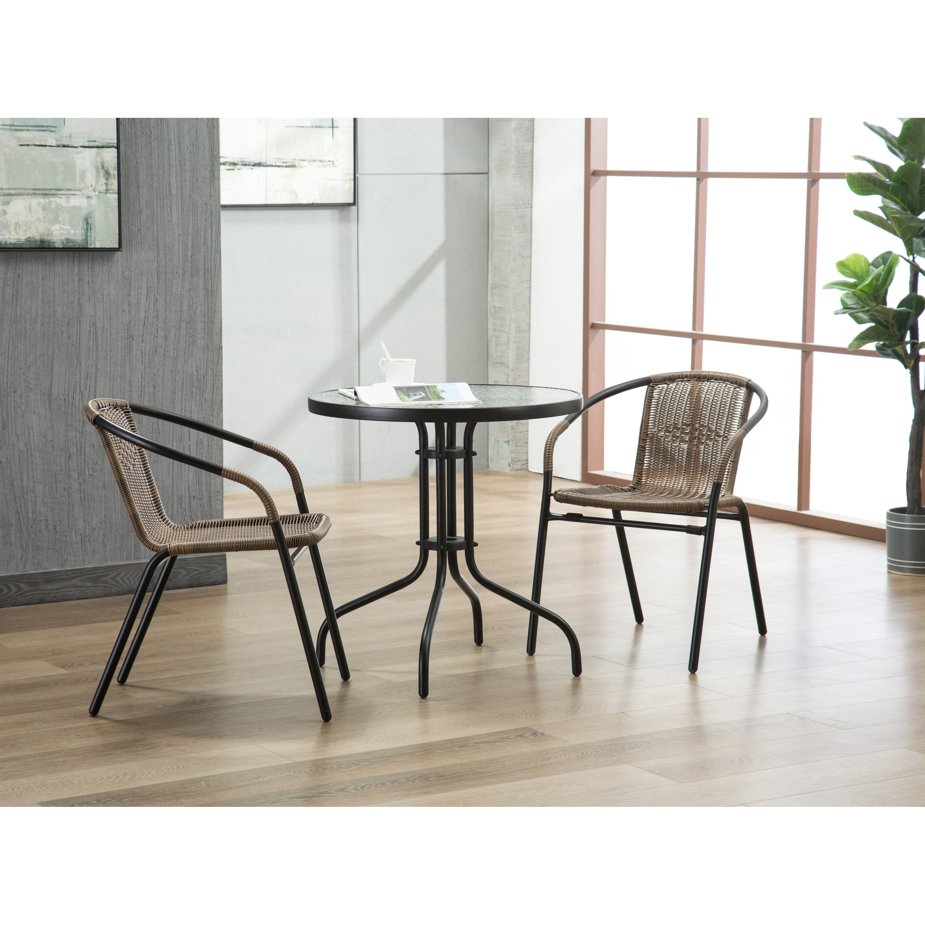 Popular Jaxon Grey 5 Piece Extension Counter Sets With Fabric Stools With Global Furniture Bar Table Black (View 19 of 25)