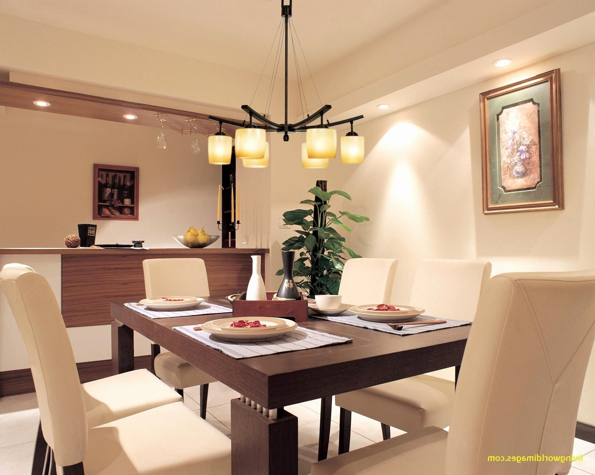 Popular Led Dining Tables Lights With Top 22 Elegant Dining Room Table With Led Lights – Welovedandelion (View 4 of 25)