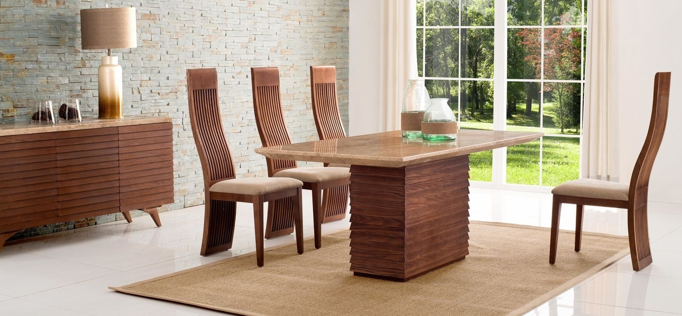 Popular Marble Dining Table Set Scs • Table Setting Ideas Throughout Scs Dining Furniture (View 2 of 25)
