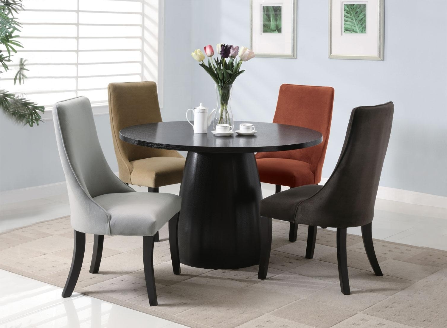 Popular Modern Dining Sets Regarding Dining Sets (View 16 of 25)