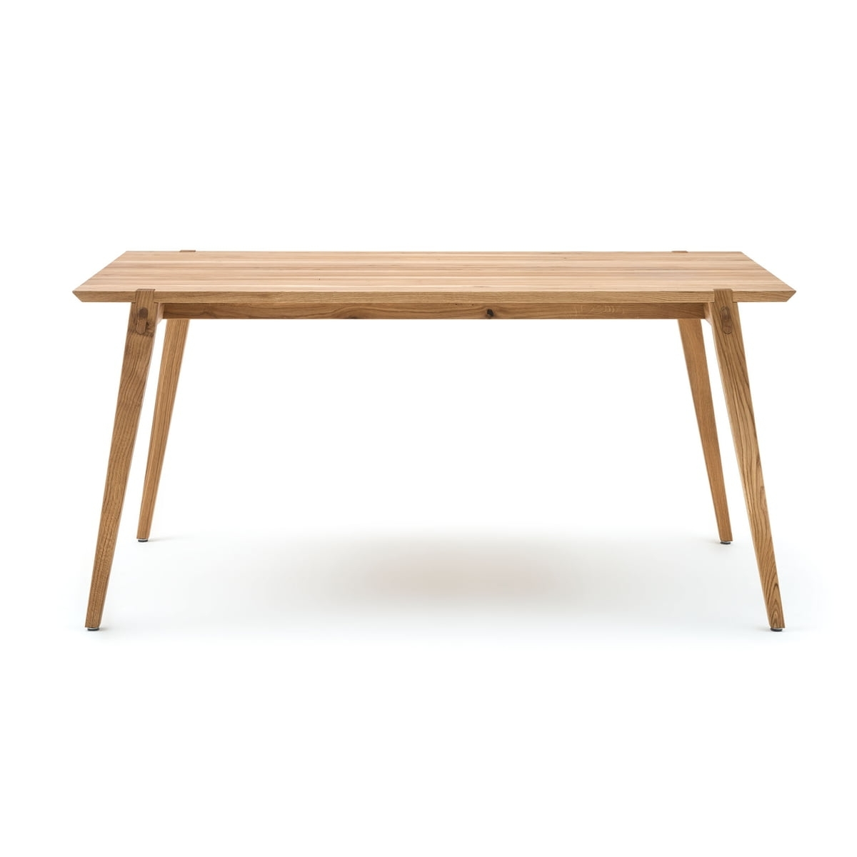 Popular Oak Dining Furniture Inside Freistil – 156 Esstisch, 160 X 84 Cm, Eiche Natur (View 20 of 25)