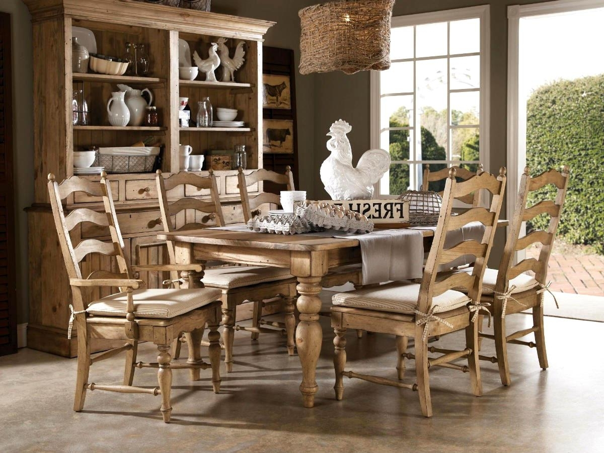 Popular Phoenix Dining Tables For Splendid Dining Sets Farm Solid Long Real Rustic Dining Room (View 20 of 25)