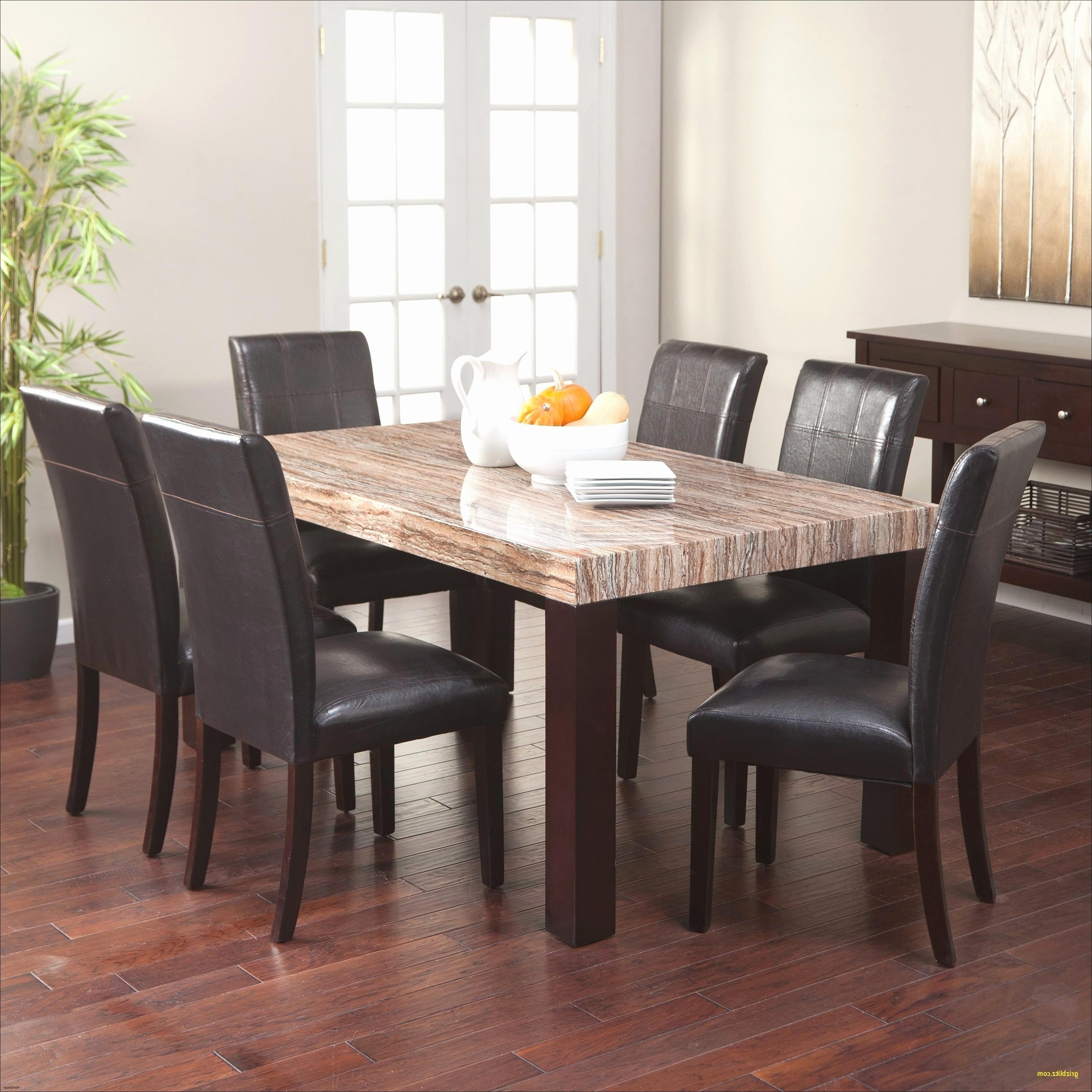 Popular Round Glass Dining Table Sets For 4 Luxury Rectangular Glass Dining Pertaining To Dining Table Sets (View 18 of 25)