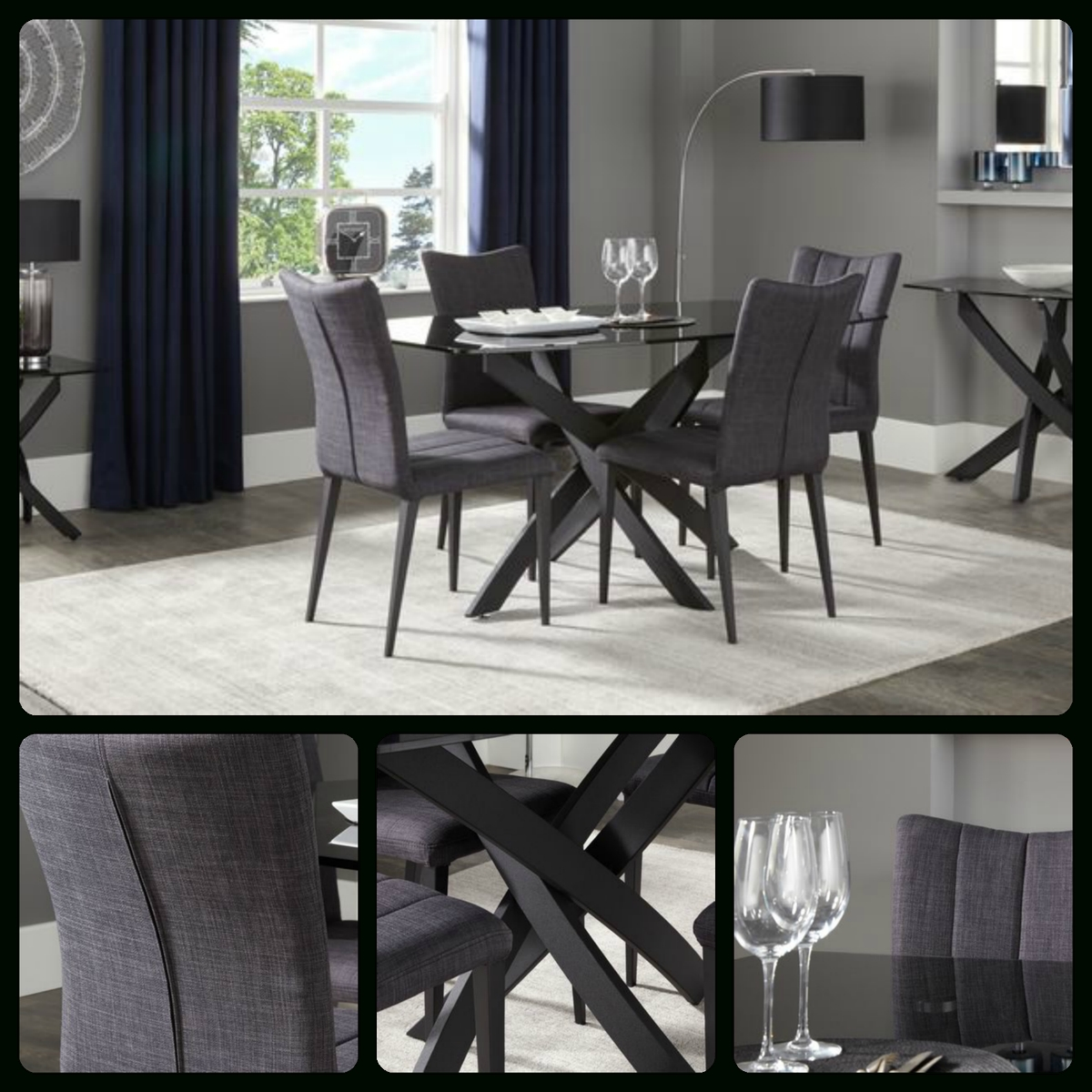 """Popular Scs Dining Furniture Inside Scs Sofas On Twitter: """"could A New Dining Table, Like This Stylish (View 3 of 25)"""