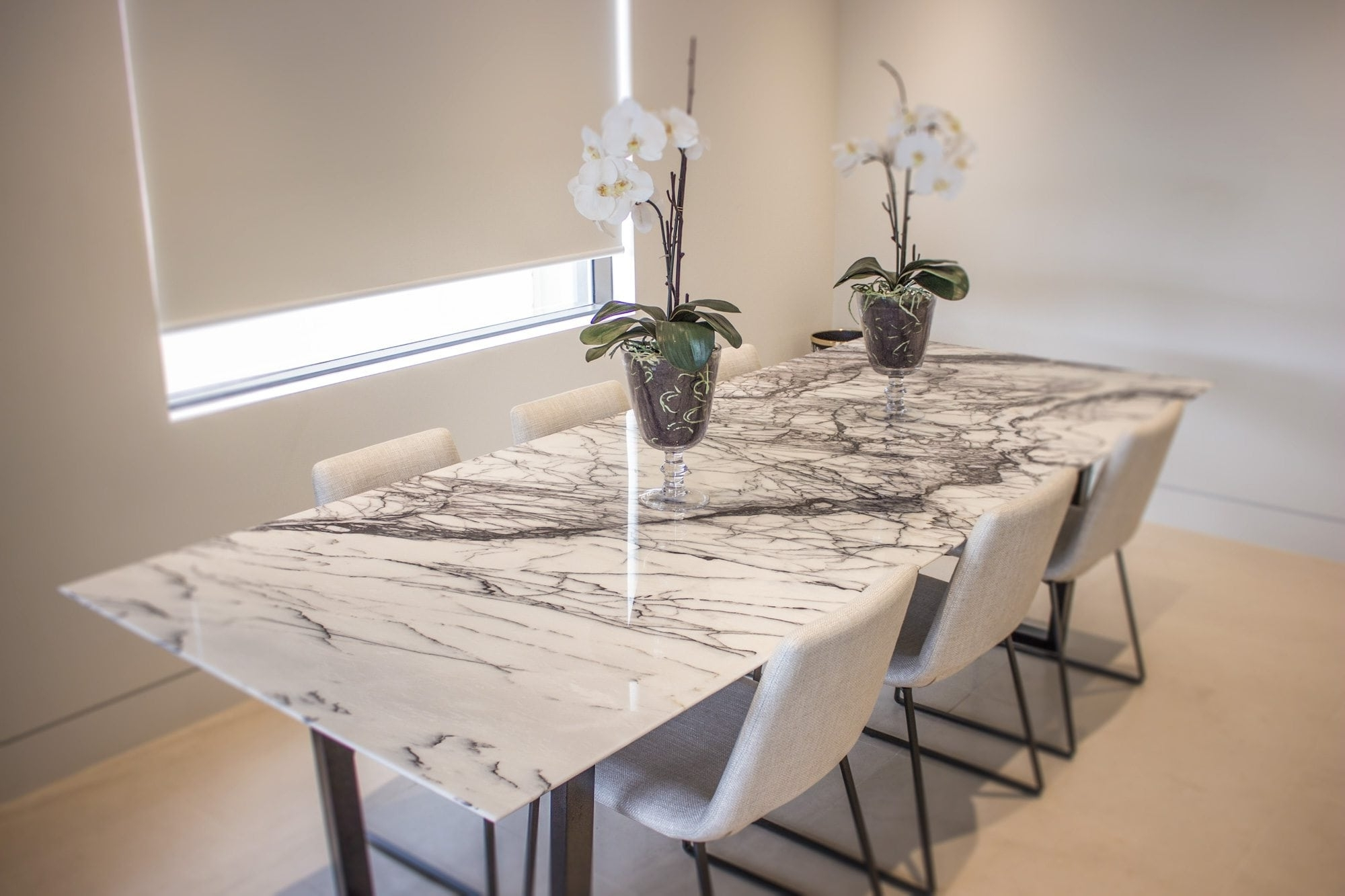 Popular Stone Dining Tables In New York Marble Dining Table (View 9 of 25)