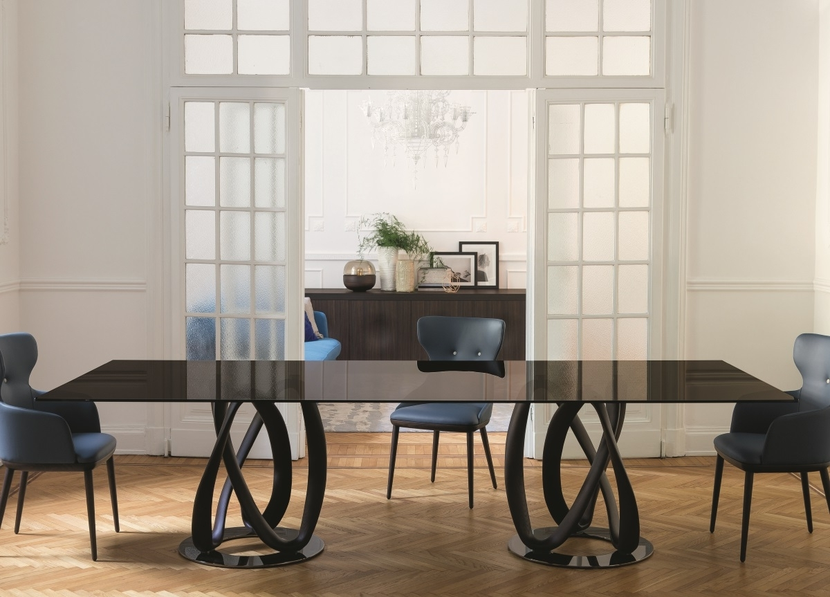 Porada Furniture, London Within London Dining Tables (View 22 of 25)