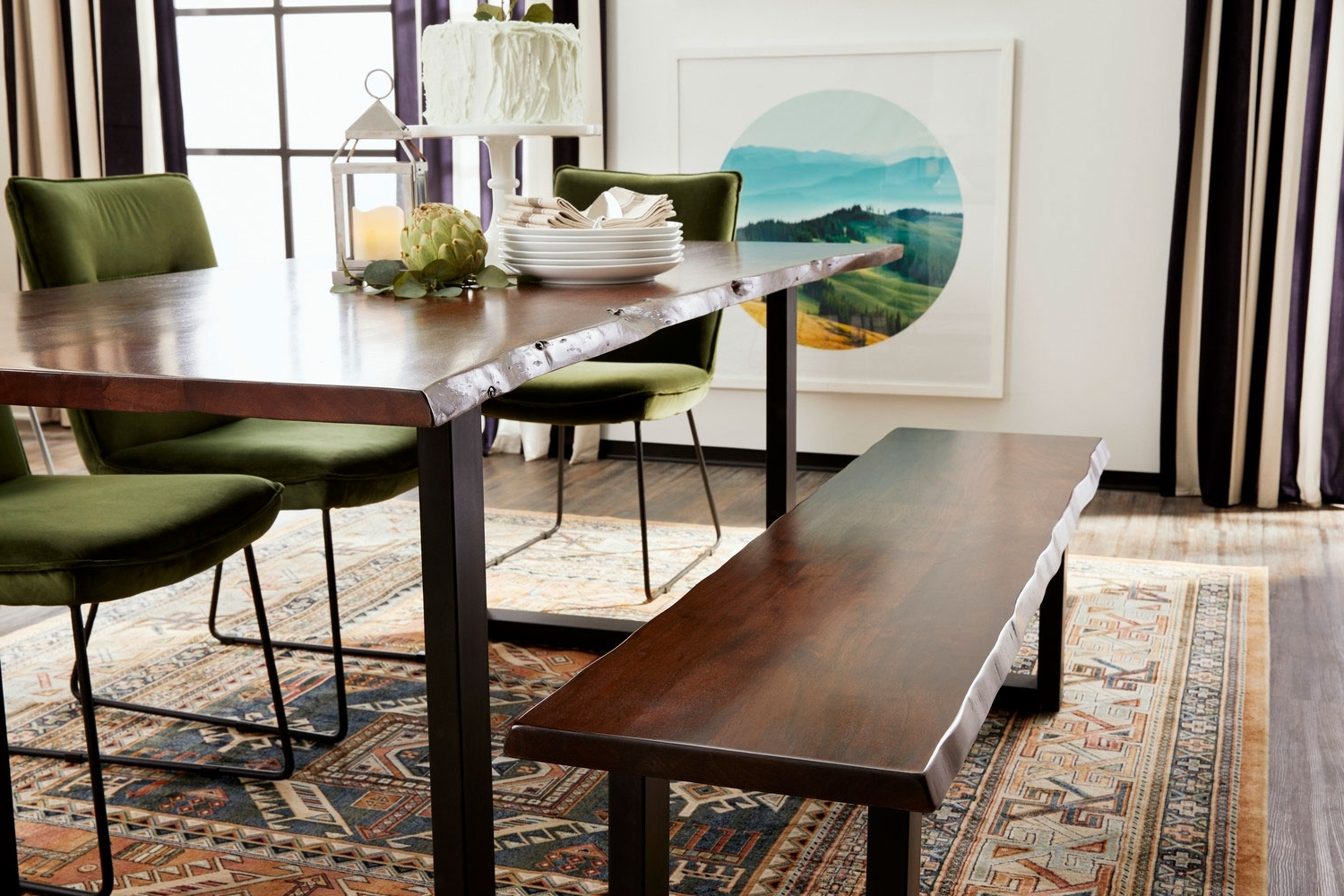 Portland Dining Tables Regarding Most Popular Portland Dining Table – Cognac (View 13 of 25)