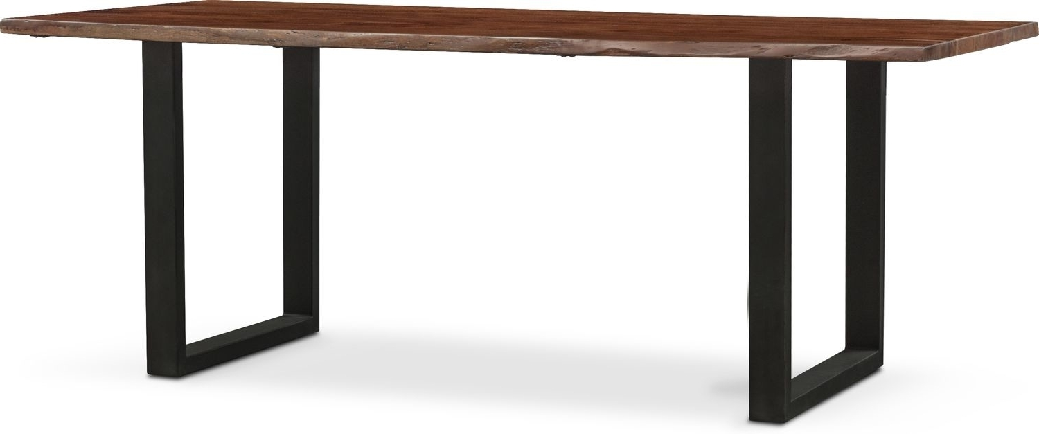 Portland Dining Tables With Most Recently Released Portland Dining Table – Cognac (View 15 of 25)