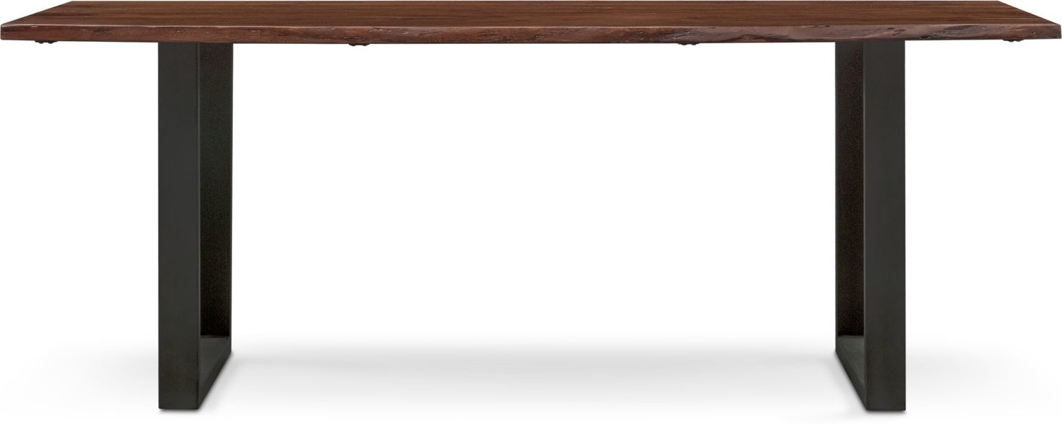 Portland Dining Tables With Regard To Latest Portland Dining Table – Cognac (Gallery 11 of 25)