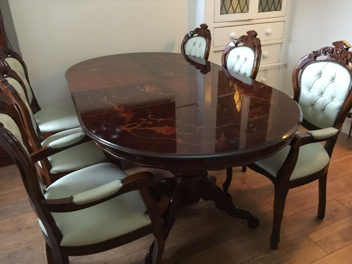 Preferred 55+ Second Hand Oak Dining Table And Chairs – Vintage Modern Regarding Second Hand Oak Dining Chairs (View 18 of 25)