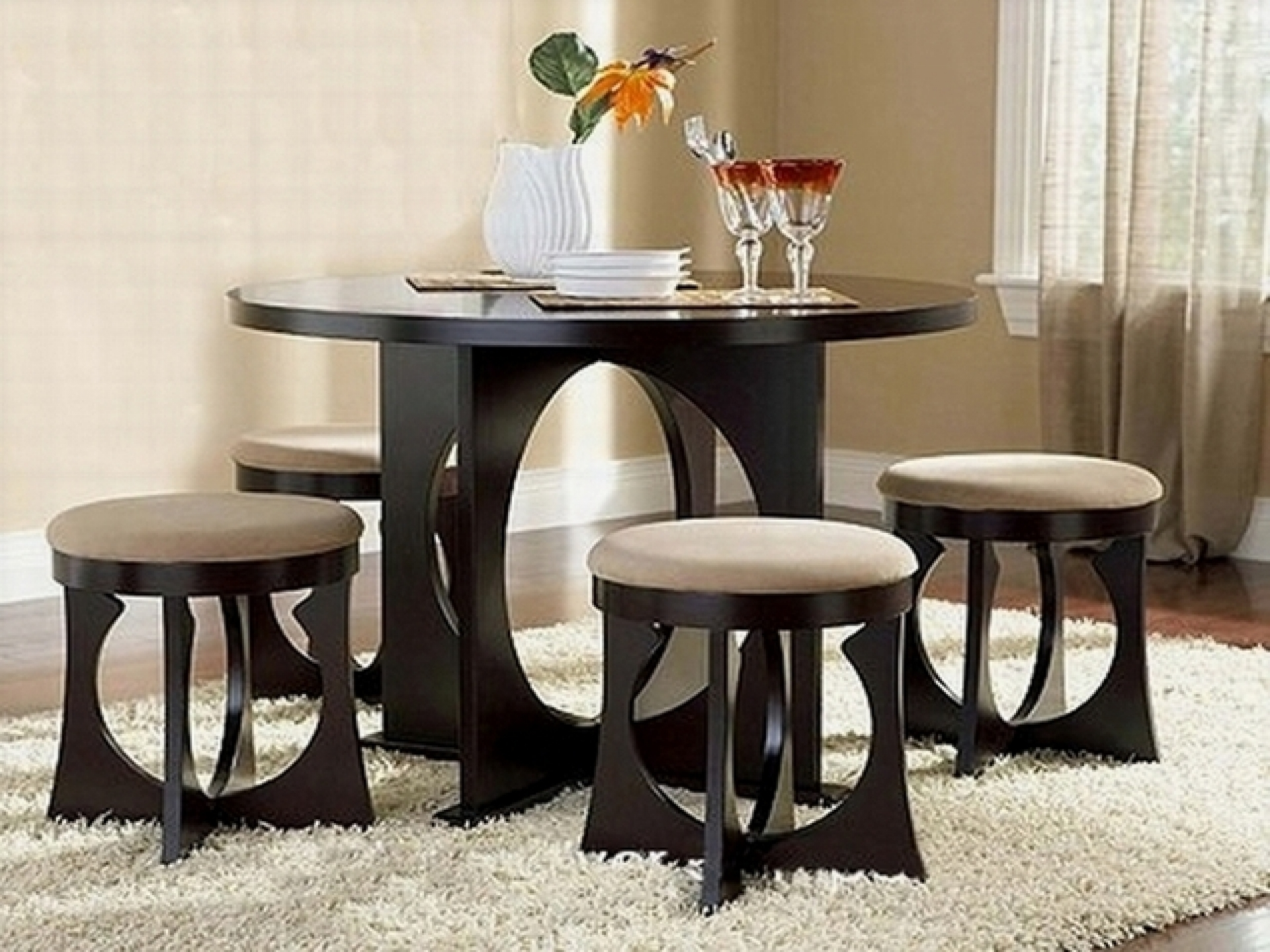 Preferred And Chairs For Sale Small Dining Tables Sets 2018 Argos Dining Table For Compact Dining Room Sets (View 16 of 25)