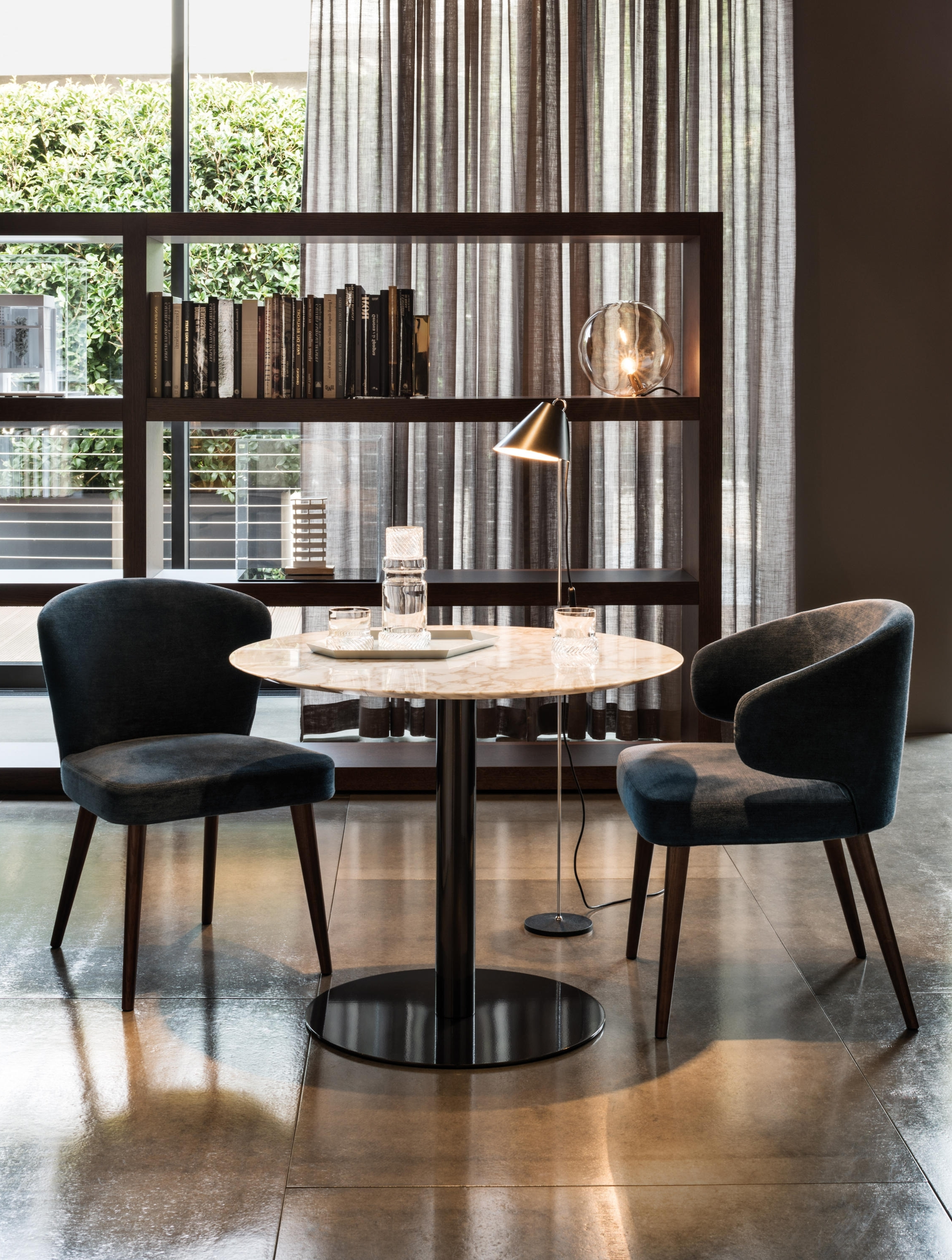 Preferred Bellagio Dining Tables With Bellagio Dining Wood H72 – Dining Tables From Minotti (View 13 of 25)