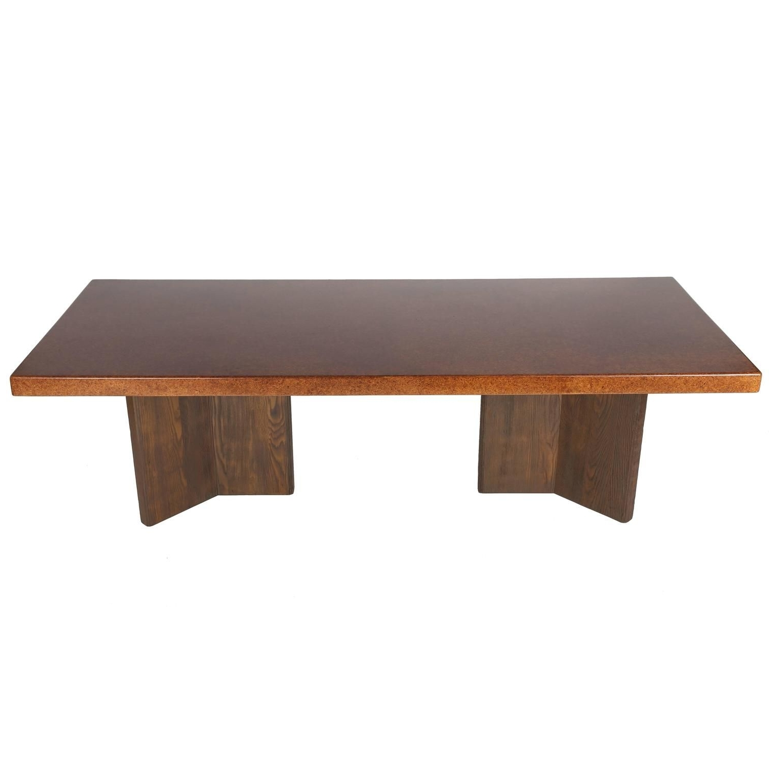 Preferred Cork Dining Tables With Large Cork Top Dining Tablepaul Frankl For Johnson Furniture (Gallery 19 of 25)