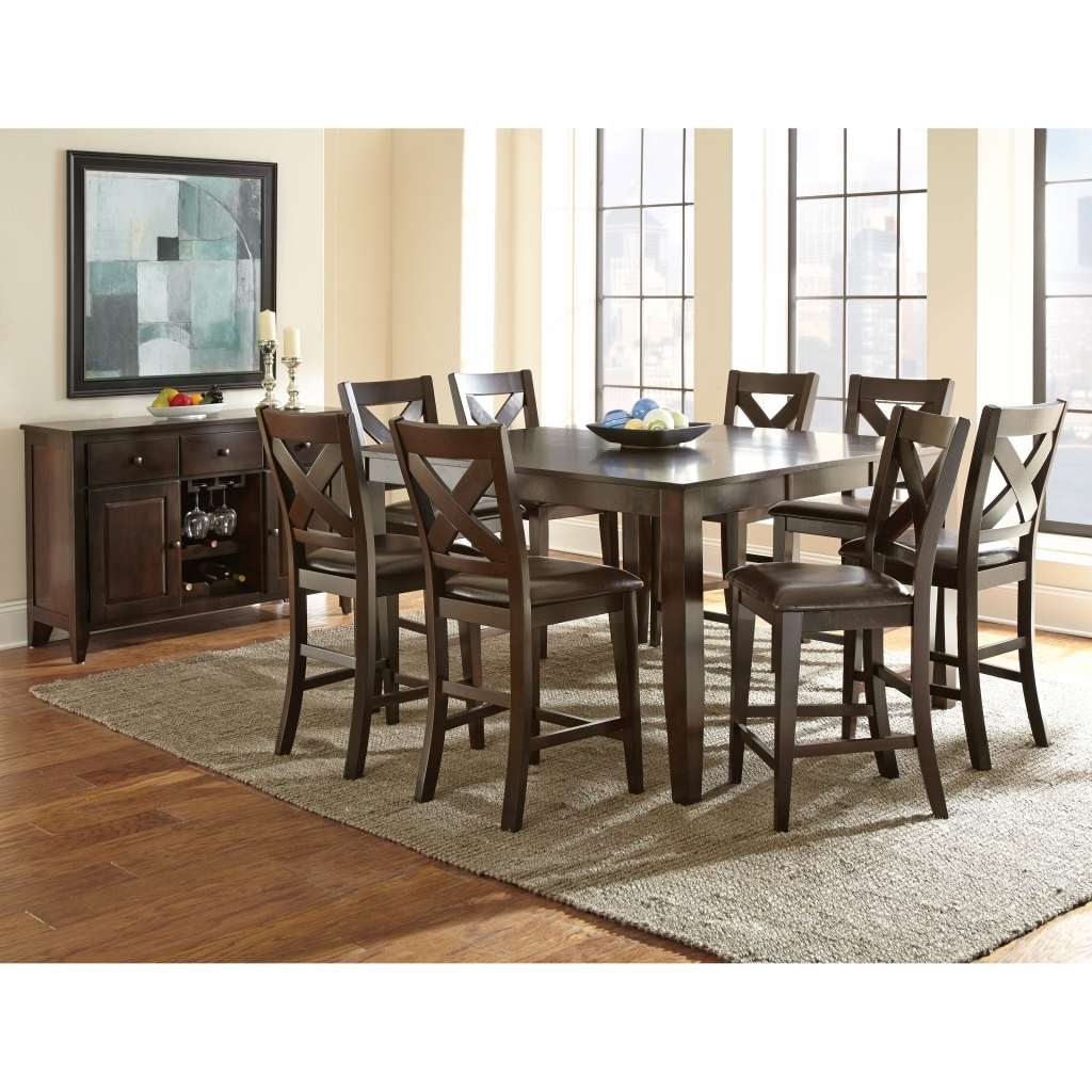 Preferred Dining Room: Square Dining Set Best Of Holland House 1271 Dining 5 For Norwood 9 Piece Rectangle Extension Dining Sets (View 9 of 25)