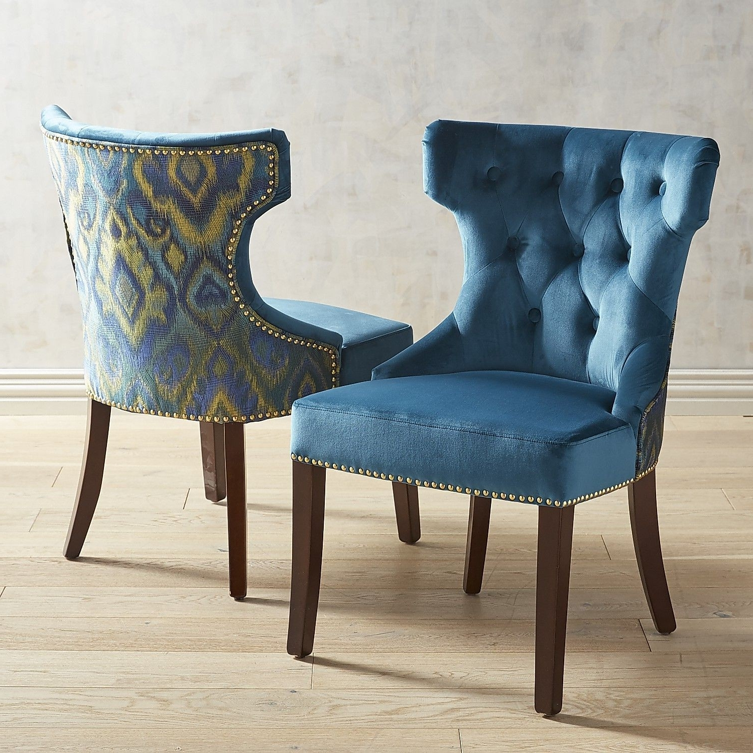 Preferred Ebay Dining Chairs Throughout Laura Ashley Armchair Ebay Inspirational Hourglass Plume Teal Dining (Gallery 7 of 25)