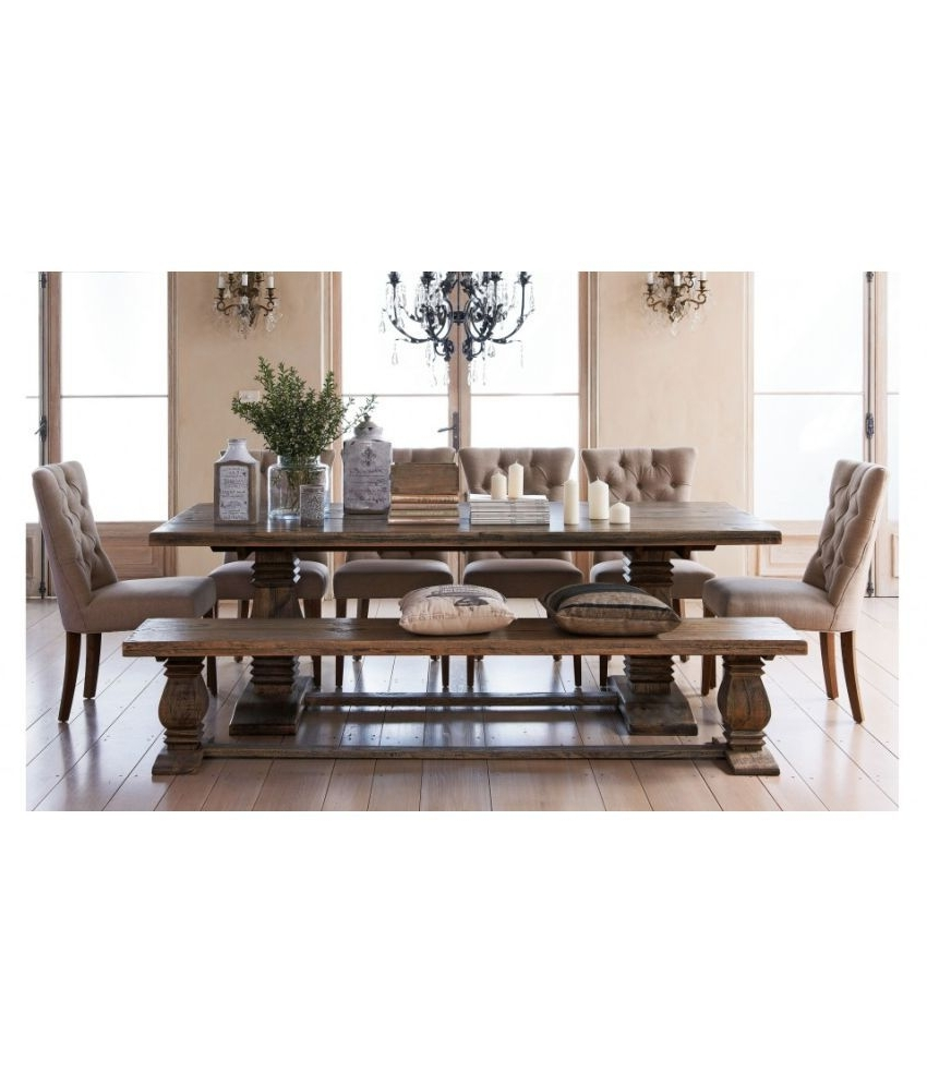 Preferred Eight Seater Dining Tables And Chairs Within Winger 8 Seater Dining Table – Buy Winger 8 Seater Dining Table (View 10 of 25)