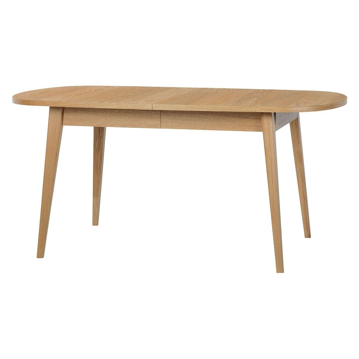 Preferred Etta 6 8 Seater Oak Extending Dining Table (View 20 of 25)