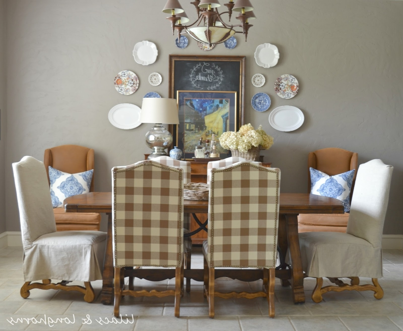 Preferred Fabric Dining Room Chairs Throughout Tips For Re Upholstering Dining Chairs – Lilacs And Longhornslilacs (View 24 of 25)