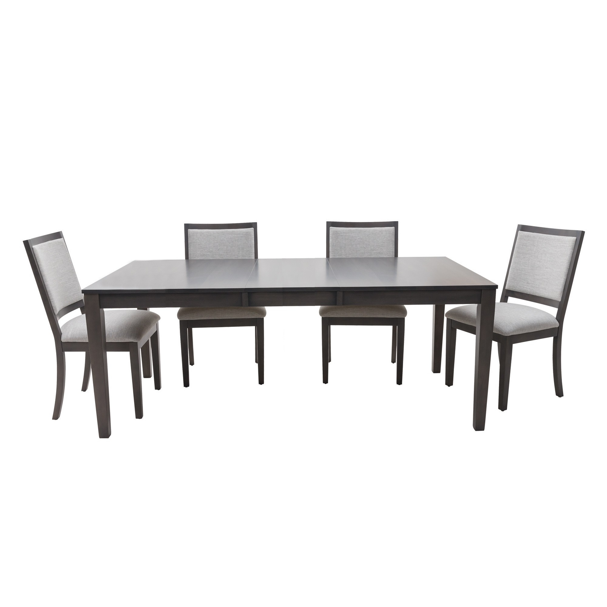 Preferred Glasgow Dining Sets Regarding Glasgow 5Pc Dining Set Table With 4 Chairs (View 4 of 25)