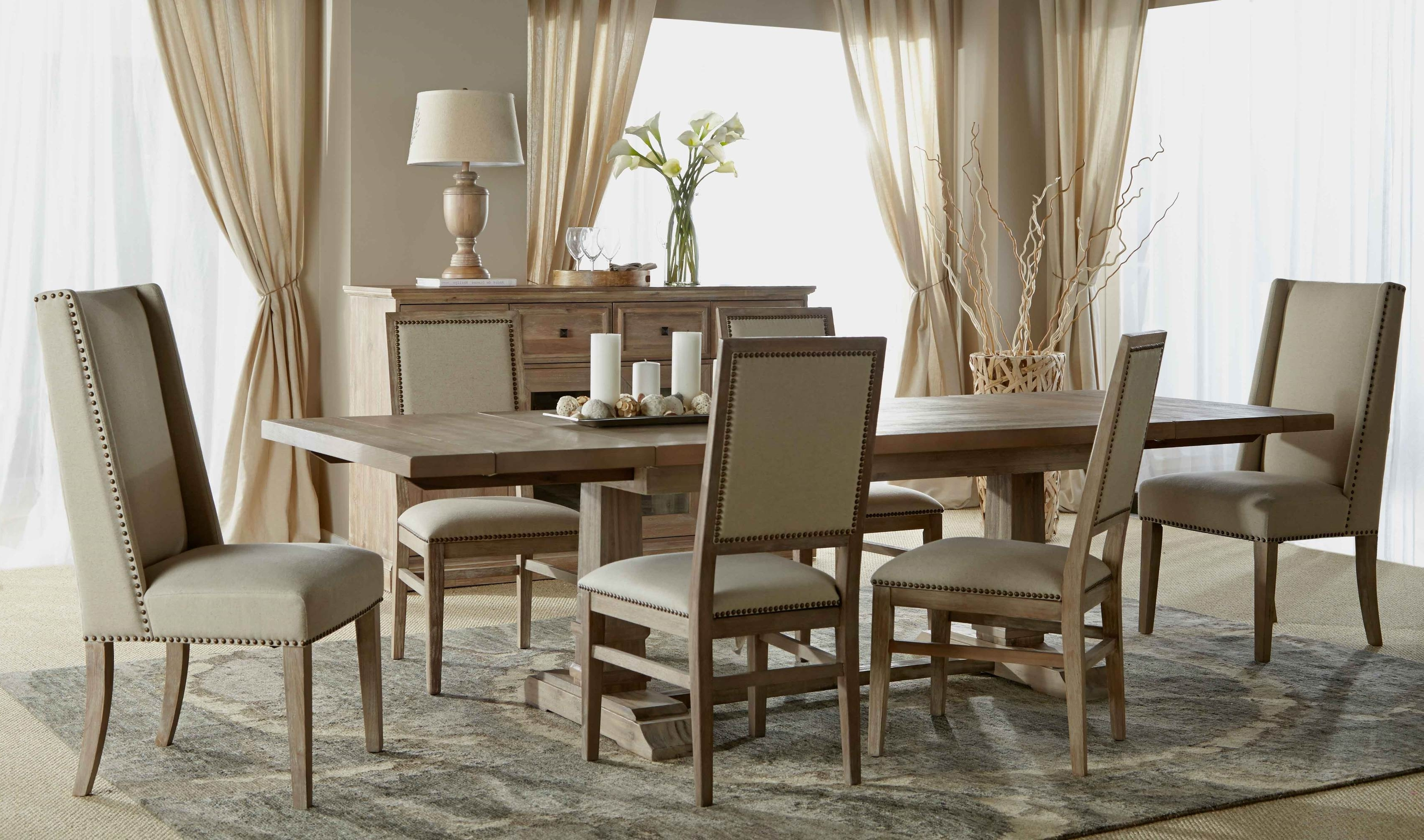 Preferred Hudson Rectangle Extension Dining Table For Hudson Dining Tables And Chairs (View 22 of 25)
