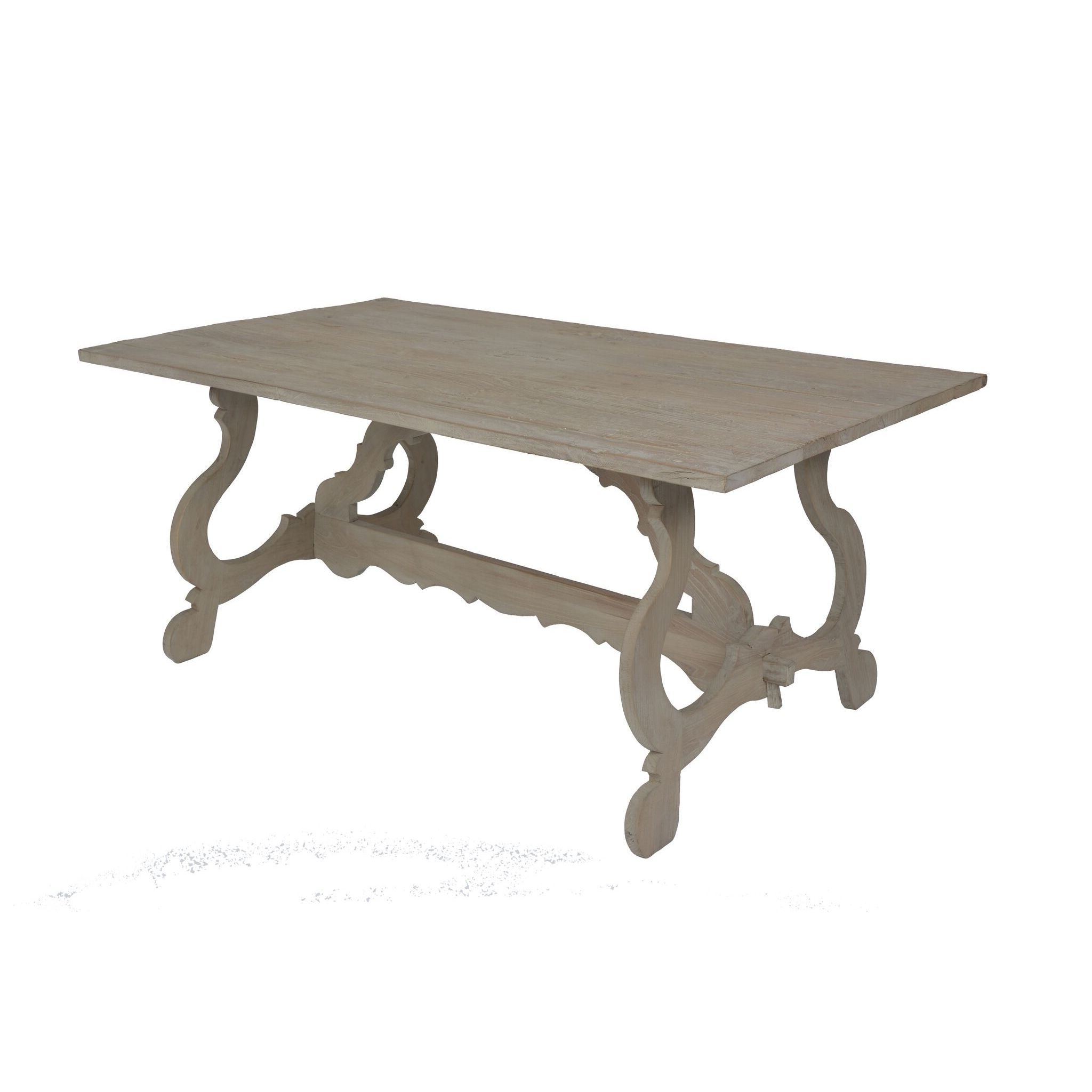 Preferred Isabella Dining Tables Regarding Shop Burnham Home Designs Isabella Dining Table – Free Shipping (View 8 of 25)