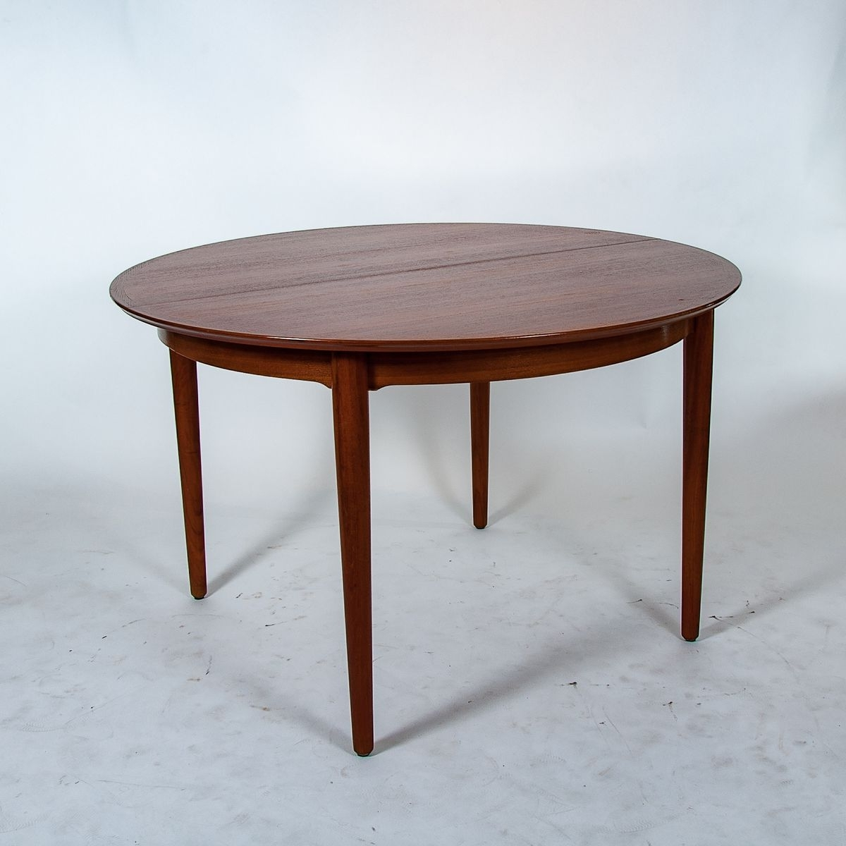 Preferred Mid Century Danish Design Dining Tablearne Vodder For Sibast Within Danish Dining Tables (View 19 of 25)
