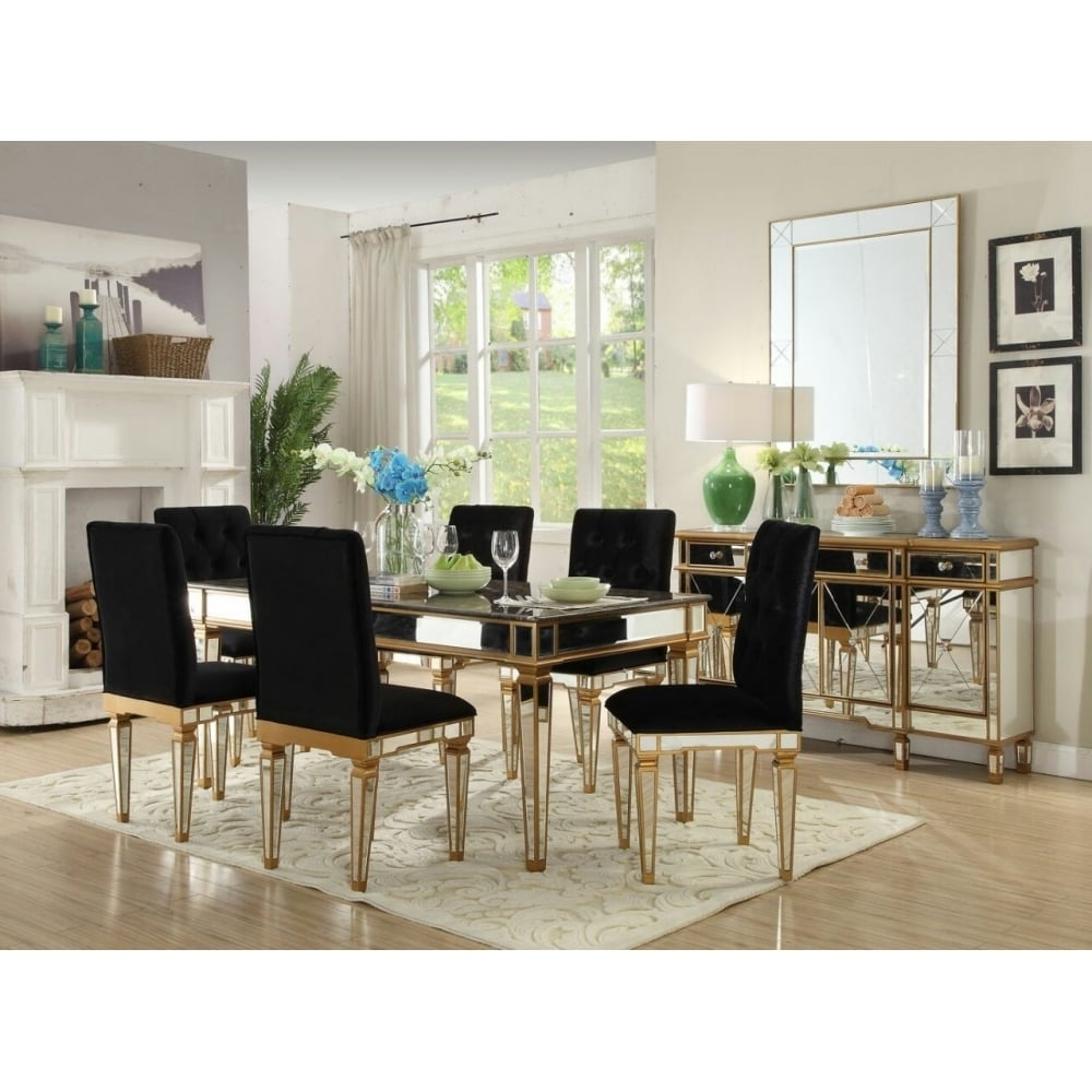 Preferred Mirror Dining Table – Theradmommy Regarding Antique Mirror Dining Tables (View 7 of 25)