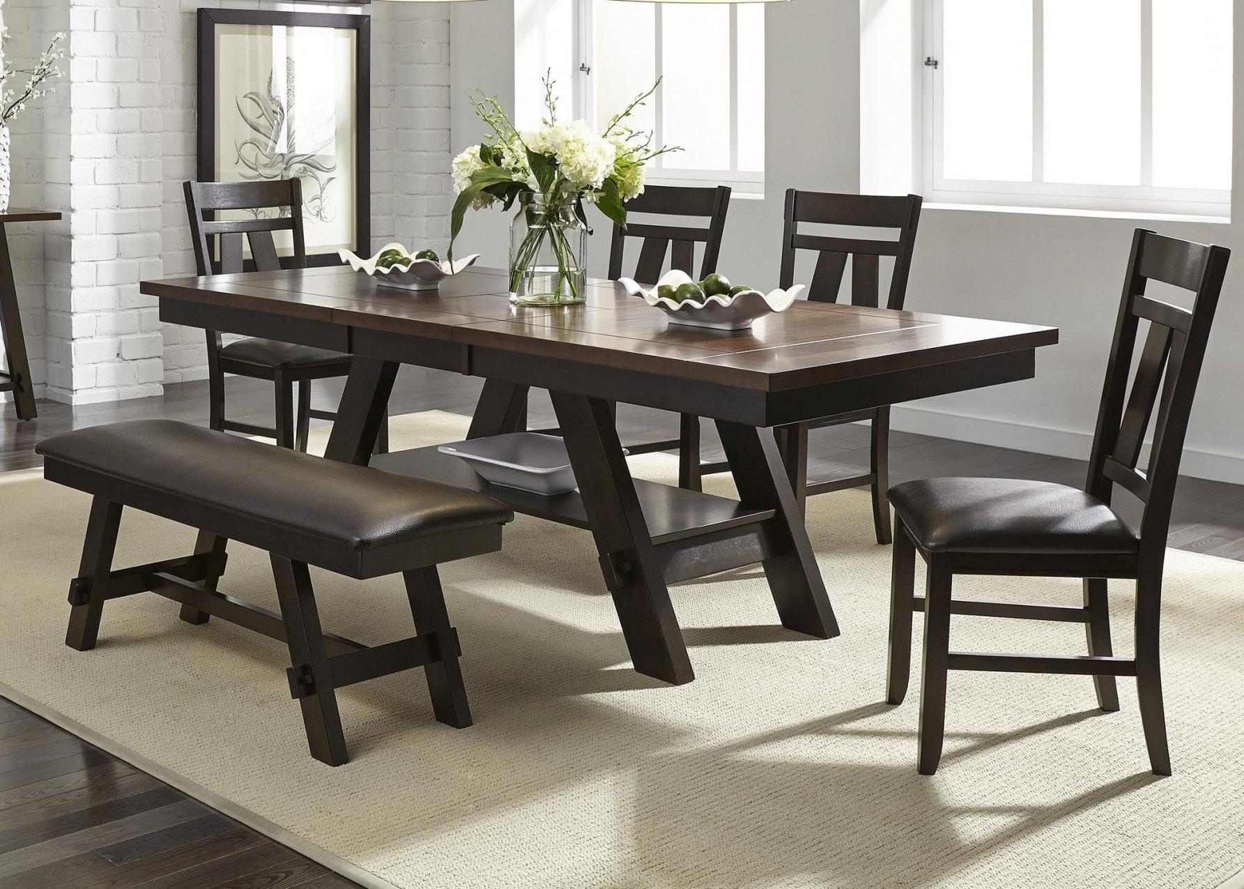 Preferred Partridge 7 Piece Dining Sets Regarding 6 Piece Dining Table Set – Castrophotos (View 20 of 25)