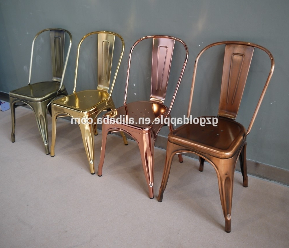 Preferred Retro Glass Dining Tables And Chairs For Retro Metal Chair Used For Dining Room Furniture – Buy Dining Room (View 13 of 25)