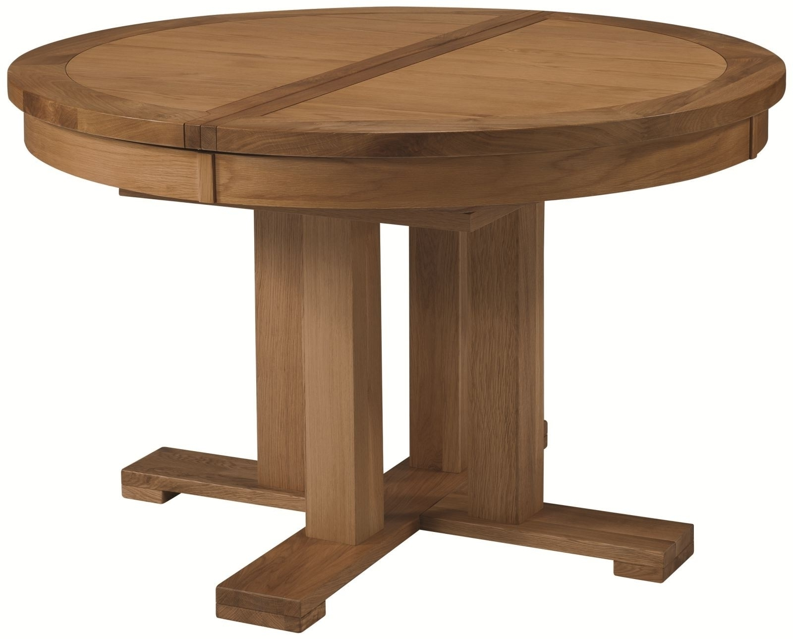 Preferred Round Brown Wooden Dining Table Having Brown Wooden Bar Stand And With Round Extendable Dining Tables (View 16 of 25)