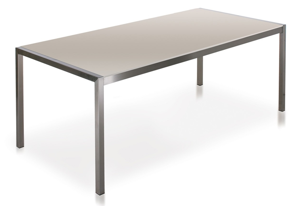 Preferred Soho Glass Dining Table (View 15 of 25)
