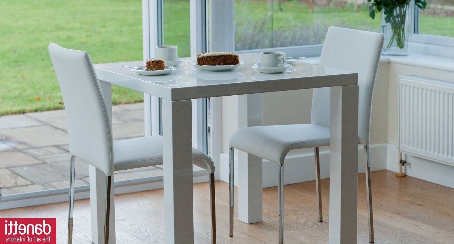 Preferred Two Seater Dining Tables For White 2 Seater Dining Table Awesome Fern And Tori Kitchen Dining Set (View 14 of 25)