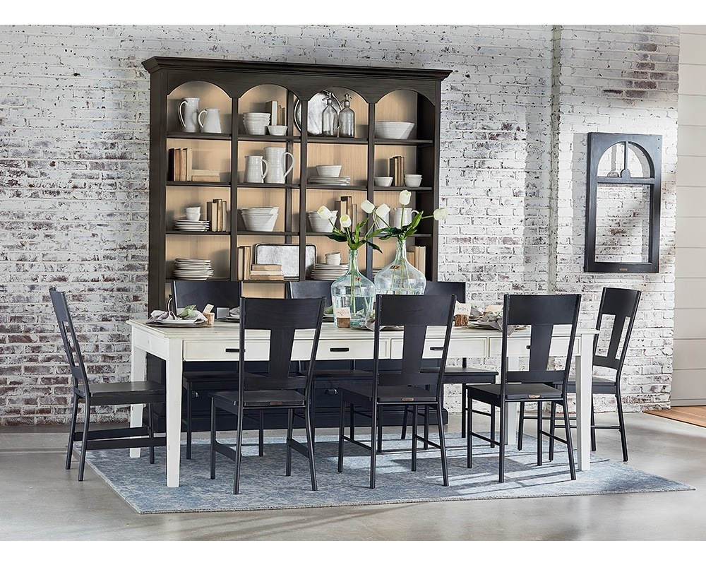 Preferred Vienna Dining Tables Inside Keeping Dining Table – Magnolia Home (View 13 of 25)